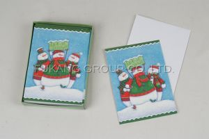 Cartoon Greeting Cards (FK-GC011)