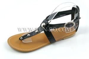Fashion Lady Sandal (#RX-BOS010)