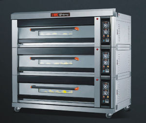 Deck Gas Oven (SMY-90(P))