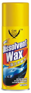 Dissolvent Wax