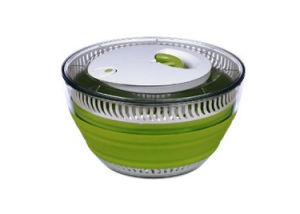 Collapsible Salad Spinner (LE33156) pictures & photos