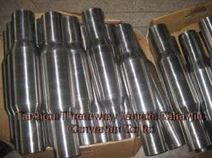 High Flow Long Length Catalytic Converter Customized Type pictures & photos