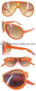 Fashion Plastic Folding Sunglasses for Adult (SP29011) pictures & photos