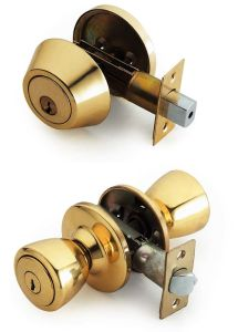 Kw1 Keyway Knob Locksets (JM-101+JM5762) pictures & photos