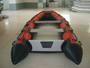 Inflatable boat 4.3m BH-S430 - Hot model pictures & photos