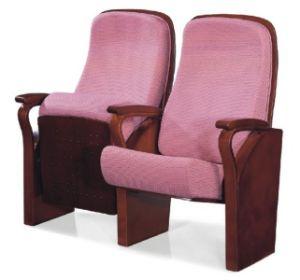 Wooden Arm Auditorium Chair (CH368S-1)