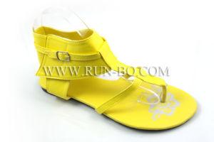 Fashion Women′s Sandal (#RX-BOS019)