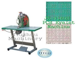 PCB Eyelet Machine (JZ-918GS)