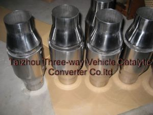 Fit for Racing Car with Metallic Catalytic Converter pictures & photos