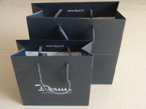 Paper Shopping Bag with Matt Lamination FK-PB003
