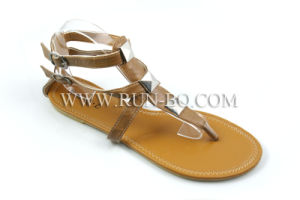 Fashion Lady Sandal (#RX-BOS015)