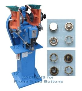 JZ-989NS Prong Snap Button Machine