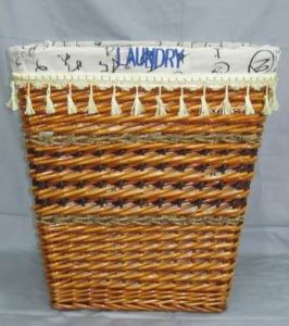 Willow Laundry Basket (SWD-10282)