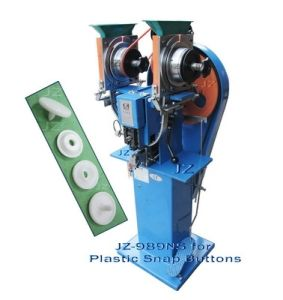 Plastic Snap Button Machine (JZ-989NS)