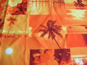 Beach Pants Fabric