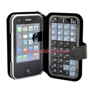 Mobile Phone T2000 Dual SIM Quadband WiFi TV (688)