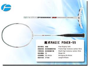 Badminton Rackets (Magic Power -55)