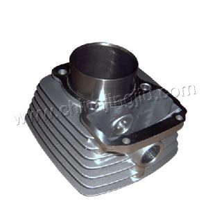 Motorcycle Cylinder Block, Engine Block, Motorcycle Engine Parts (CG175) pictures & photos