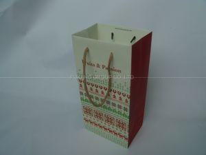 Paper Wine Bag FK-PB005