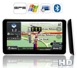 6.0inch Car GPS Tracker (WP60B)