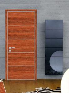 Melamine Wood Door (YF-E004A) pictures & photos