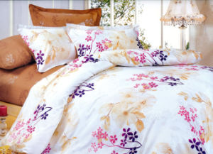 100% Cotton Printed Bedding Sets (YUNXIN-131)