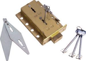 Safe Deposit Box Lock (204-A)