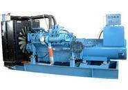 1875kVA Mtu 디젤 엔진 발전기 세트 (50Hz)
