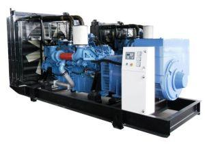 880kVA Mtu 디젤 엔진 발전기 세트