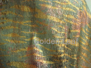 Sequin Embroidery su Mesh Garments 3mm (JPX1111)