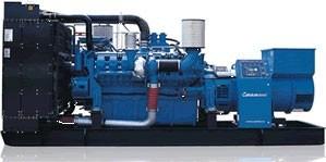1000kVA Groupe électrogène diesel MTU